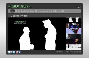 Sito web Visionauta