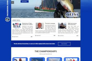 Sito web EFSA Fishing